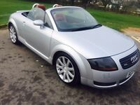 Audi TT 1.8 Quattro 225 Roadster - immaculate condition with full service history cabriolet