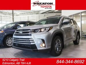 2017 Toyota Highlander LIMITED, Demo Specialm Winter wheels and