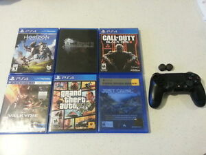 PLAYSTATION PS4 SOME GREAT GAMES FOR SALE