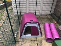 Rabbit OMLET EGLU hutch