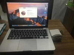 2015 Macbook Pro (Retina display, 13 inch)