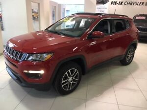 Jeep Compass NORTH 4X4 + TOIT OUVRANT + GPS 2017