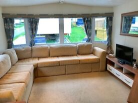 Stunning static holiday home for sale Nr Rock, Padstow, Polzeath, Port Issac, Cornwall.