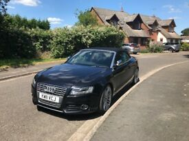 Immaculate Audi Quattro R5S, Black , long MOT, FSH, no faults, petrol, auto, great acceleration.