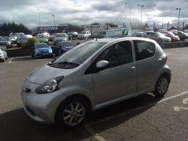 2008 08 TOYOTA AYGO 1.0 PLATINUM VVT-I 5D 68 BHP **** GUARANTEED FINANCE **** PART EX WELCOME ****