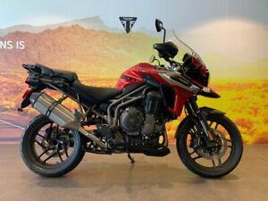 2019 Triumph Tiger 1200 XRT Road Bike 1215cc Tempe Marrickville Area Preview