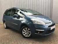Citroen C4 Grand Picasso 1.6 HDI VTR+, Very Low Miles, AUTOMATIC, Diesel, Immaculate Throughout