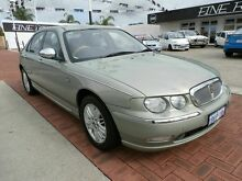 2003 Rover 75 MY03 Connoisseur Green 5 Speed Automatic Sedan Victoria Park Victoria Park Area Preview