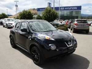 2011 Nissan Juke SV 4dr All-wheel Drive
