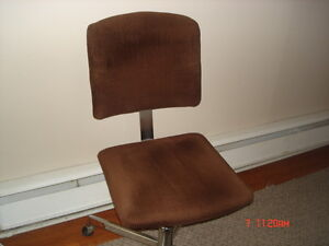 Cloth Covered Computer Chair