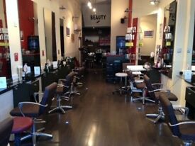 Beauty business to rent or individual room, chair for rent
