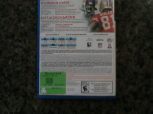 Madden 15 - Play Station 4 - PS4 Cambridge Kitchener Area image 2