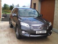 Rav 4 XT-R AWD. Low, Low mileage, high spec, well maintained. MOT until March 2017. £11,995 ono