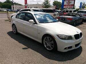 2010 BMW 335i xDrive M Pkg, Sport Pkg, Warranty up to 160000 KM,