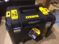 Dewalt Tstak set of 4 cases