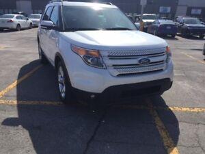 2014 Ford Explorer LIMITED VUS