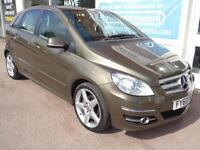Mercedes-Benz B180 2.0CDI Sport Full S/H 1 former keeper Finance Available P/X