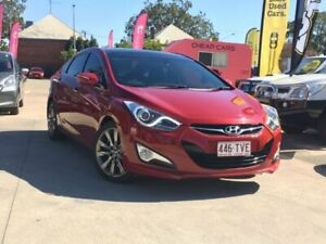 2014 Hyundai i40 VF3 Premium Red 6 Speed Sports Automatic Sedan South Toowoomba Toowoomba City Preview