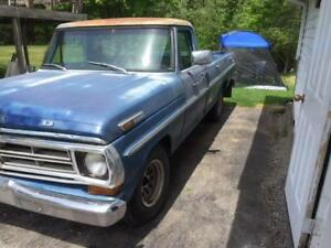 1972 Ford F100 pick up from Arizona