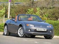 Mazda MX-5 2.0i Sport 2005 49,000 MILES FULL LEATHER 2 OWNERS