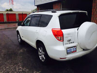 2007 Toyota RAV4 White Safety+ E-tested VERY CLEAN!! LOOK !!