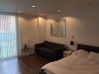 Studio Apartment - Pink Building, Media City, Salford M50 2BA