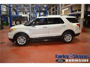 2013 Ford Explorer XLT! Leather!