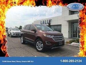 2015 Ford Edge SEL, Only 24981 km's, Leather, Nav, Roof!!!