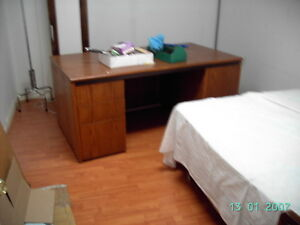 one beautiful apartment unit with private washroom is available