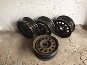 Set of 4 rims for sale