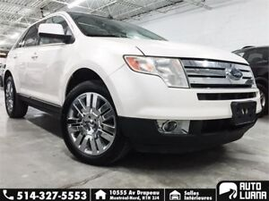 2009 Ford Edge LIMITED NAV/CAM/PANO/CUIRE/MAGS/DEMAR/TRES PROPRE
