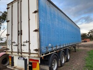 Trailer Freighter Curtainsider 45ft SN724 1TNO022 Malaga Swan Area Preview