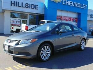 2012 Honda Civic Cpe EX *SUNROOF|ALLOY WHEELS*
