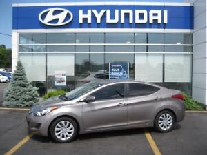 2013 Hyundai Elantra GL 6AT