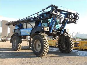 2014 NH SP.365F Sprayer -120', Pin Point, Warranty!710 FLOATERS