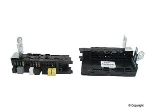 genuine fuse box fits 2001 2009 mercedes c240 c320 clk350 ebay