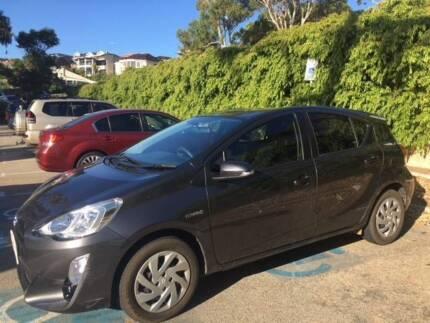 2015 Grey Toyota Prius C Perth Perth City Area Preview