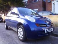 Nissan Micra 1.2 16v S 3 door, A LOVELY LOW MILEAGE EXAMPLE !