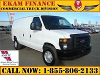 2014 Ford Econoline Cargo Van Super Duty Commercial, Mint!!