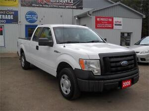 2009 Ford F-150 XL| MUST SEE| EXTENDED CAB| 2WD| NO ACCIDENTS