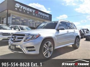 2014 Mercedes-Benz GLK 250 BlueTec | Nav | Diesel | AWD | Camera