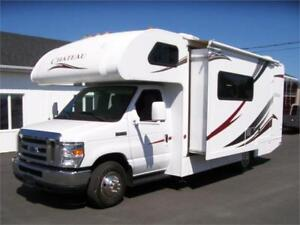2013 Chateau 24C **Includes warranty**