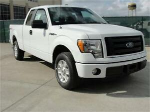 2010 F-150 XLT 4X4 SUPER CAB SHORT BOX 162,729 KMS 5.4, GAS AUTO