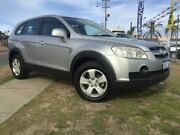 2007 Holden Captiva CG SX AWD Silver 5 Speed Sports Automatic Wagon Pearsall Wanneroo Area Preview