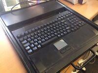 Rackmount KVM Mechanical Keyboard