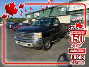 2012 Chevrolet Silverado 1500 Regular cab 4X4