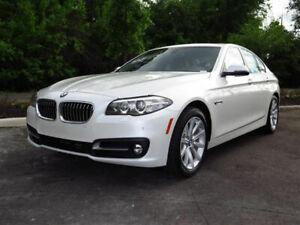 Superbe BMW 535xi 2014 fortement équipée