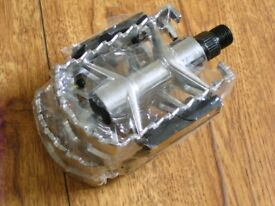 Mountain Bike Hybrid Bike Alloy Pedals Brand New Stronger Than Plastic Can Deliver If Local