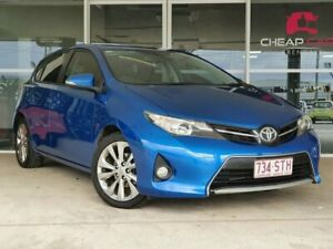 2012 Toyota Corolla ZRE152R MY11 Levin SX Blue 6 Speed Manual Hatchback Brendale Pine Rivers Area Preview