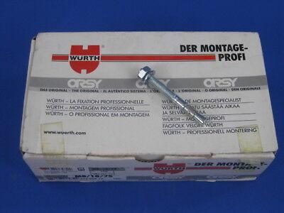 Würth Fixanker W-FA/LG M8-10/75 Schlaganker, Schwerlastanker, Ankerbolzen gebraucht kaufen  Illerkirchberg